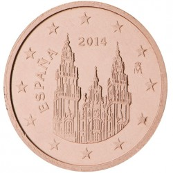 Espagne Felipe VI 2 centimes