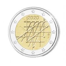 Finlande 2020 - 2 euro commémorative Université de Turku