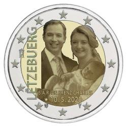 Luxembourg 2020 - 2 euros commémorative Naissance  photo