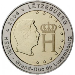Luxembourg 2004 - 2 euro commémorative