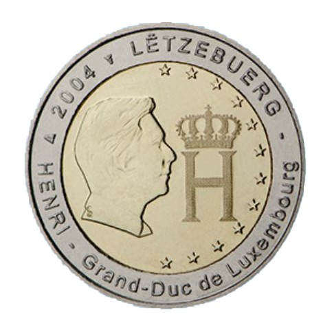 Luxembourg 2004 - 2 euro commémorative