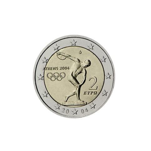 Grèce 2004 - 2 euro commémorative