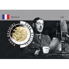 France 2020 DEGAULLE Coincard - L'Appel du 18 Juin