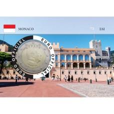 France 2020 Albert de Monaco Coincard - Le Palais