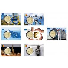 7 coincards Belgique