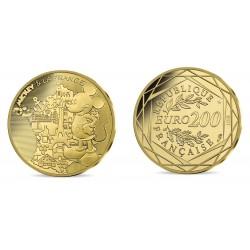 France 2018 - 200 euros OR Mickey