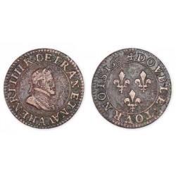 Henri IV Double tournois
