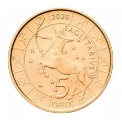 5 euros Saint Marin 2020 - Sagittaire