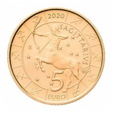 5 euros Saint Marin 2020 - Sagitaire