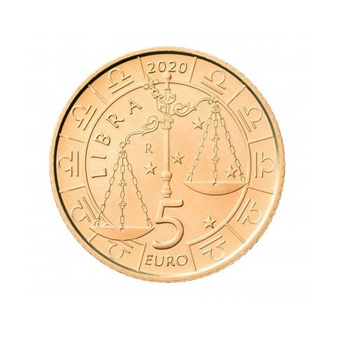 5 euros Saint Marin 2020 - Balance