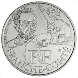 10 Euros des Régions 2012  - Franche Comté