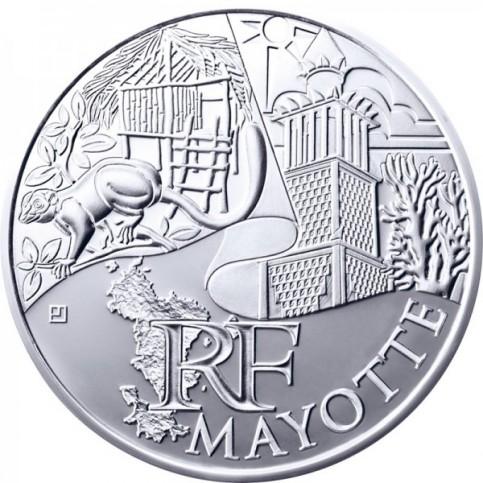 10 Euros des Régions 2011 - Mayotte