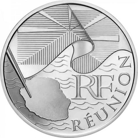10 Euros des Régions 2010  - Réunion