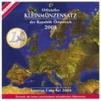 Autriche 2008 - Coffret euro BU