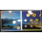 Autriche 2009 - Coffret euro BU