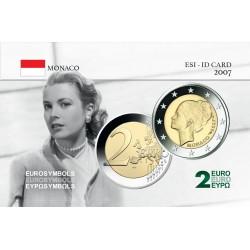 Monaco 2007 Grace Kelly - Carte commémorative