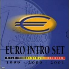 Belgique : Bu 1999 à 2001