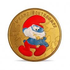 France 2021 - Grand Schtroumpf - médaille