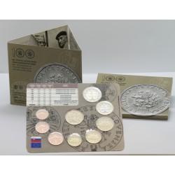 Slovaquie 2021 - Coffret euro BU
