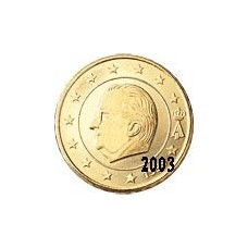 Belgique 20 Cents  2003
