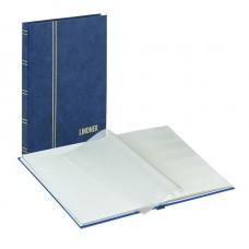 Classeur timbres 16 Pages - Couleur bleu