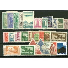 Timbres Neufs Colonies d'Outre-mer