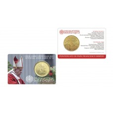 Vatican 2021 - Coincard N12