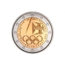 Portugal 2021 - 2 euro commémorative JO