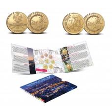 Belgique 2021 - Coffret Euro BU