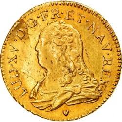 Louis XV - 1715/1774 - Ecu Or