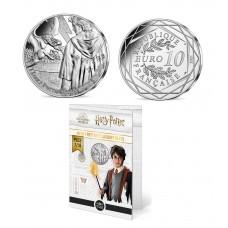 France 2021 - Harry Potter - La coupe de feu - 10 euros argent