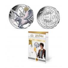 France 2021 - Harry Potter - Le prisonnier d'Azkaban couleur - 10 euros argent