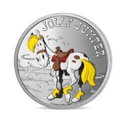 France 2021 - Lucky Luke - Jolly Jumper