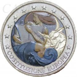 Italie 2005 - 2 euro commémorative en couleur