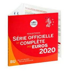 France 2020 - Coffrets euro BU