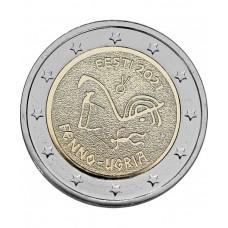 Estonie 2021 - 2 euro commémorative peuples ougriens
