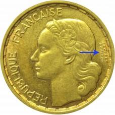 Vingt Francs Signature Georges GUIRAUD
