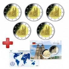 2 EUROS Allemagne 2021 5 ateliers +carte