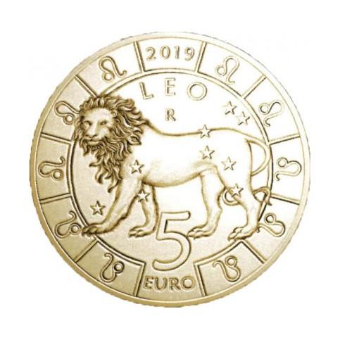 5 euros Saint Marin 2019 - Lion
