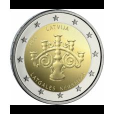 """Lettonie 2020 - 2 euro commémorative - """"Céramique"""""""