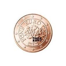 Autriche 5 Cents  2005