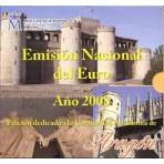 Espagne 2008 - Coffret euro BU