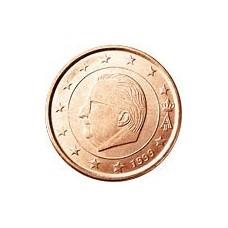 Belgique 5 Cents  1999