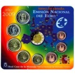 Espagne 2009 - Coffret euro BU