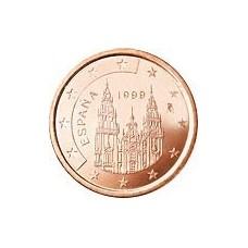 Espagne 5 Cents  1999