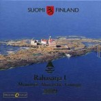 Finlande 2009 - Coffret euro BU
