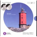 Finlande 2010 - Coffret euro BU