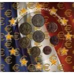 France 2003 - Coffret euro BU