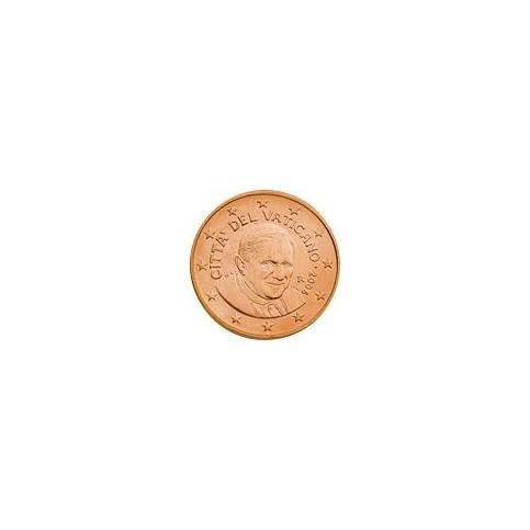 Vatican 5 Cents  2006