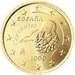 Espagne 50 Cents  1999